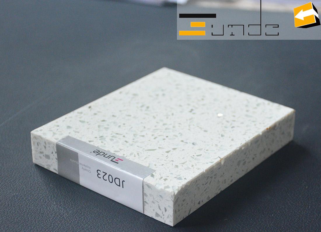 white quartz tile jd023