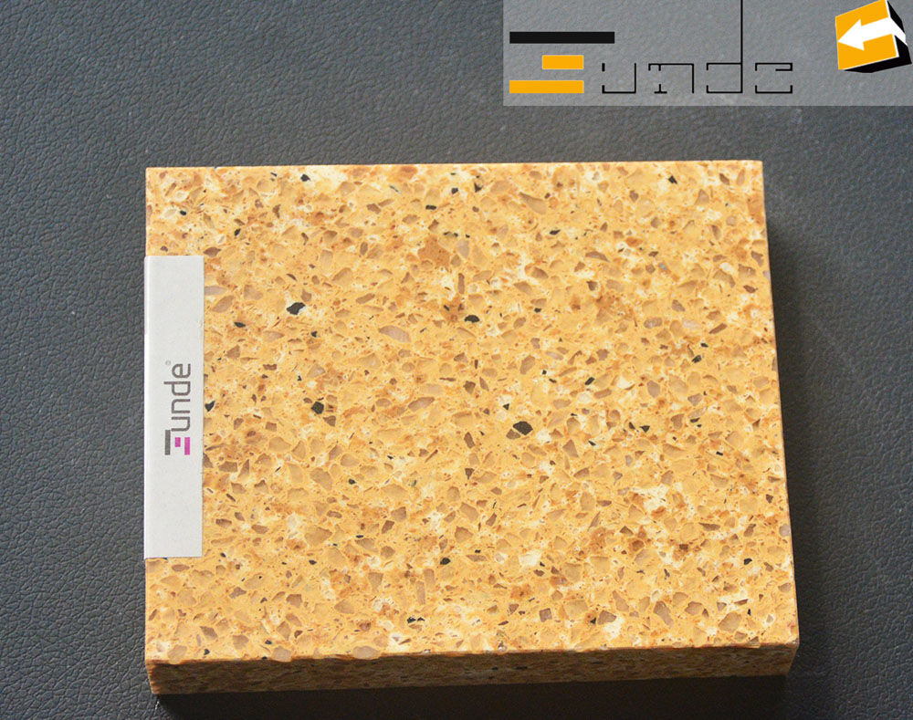 yellow quartz tile jd215-3