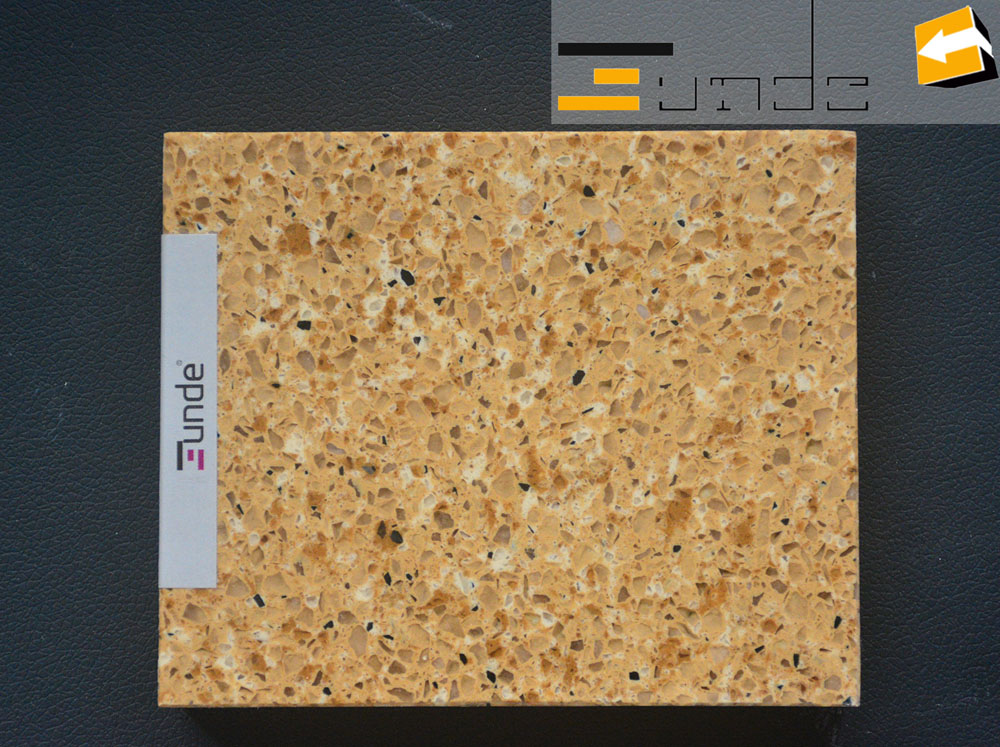 yellow quartz tile jd215-5