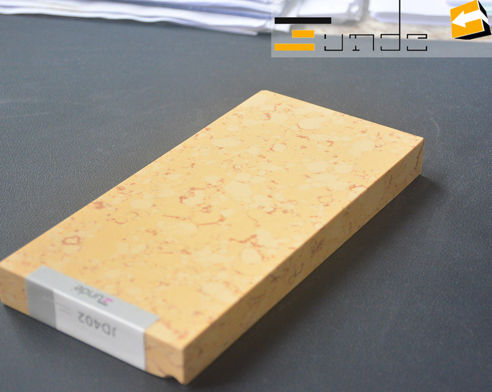 yellow quartz tile jd402