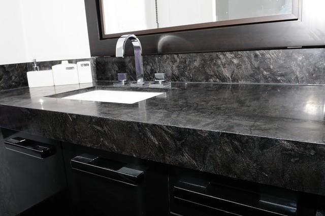 Grey Marble Vanity Tops