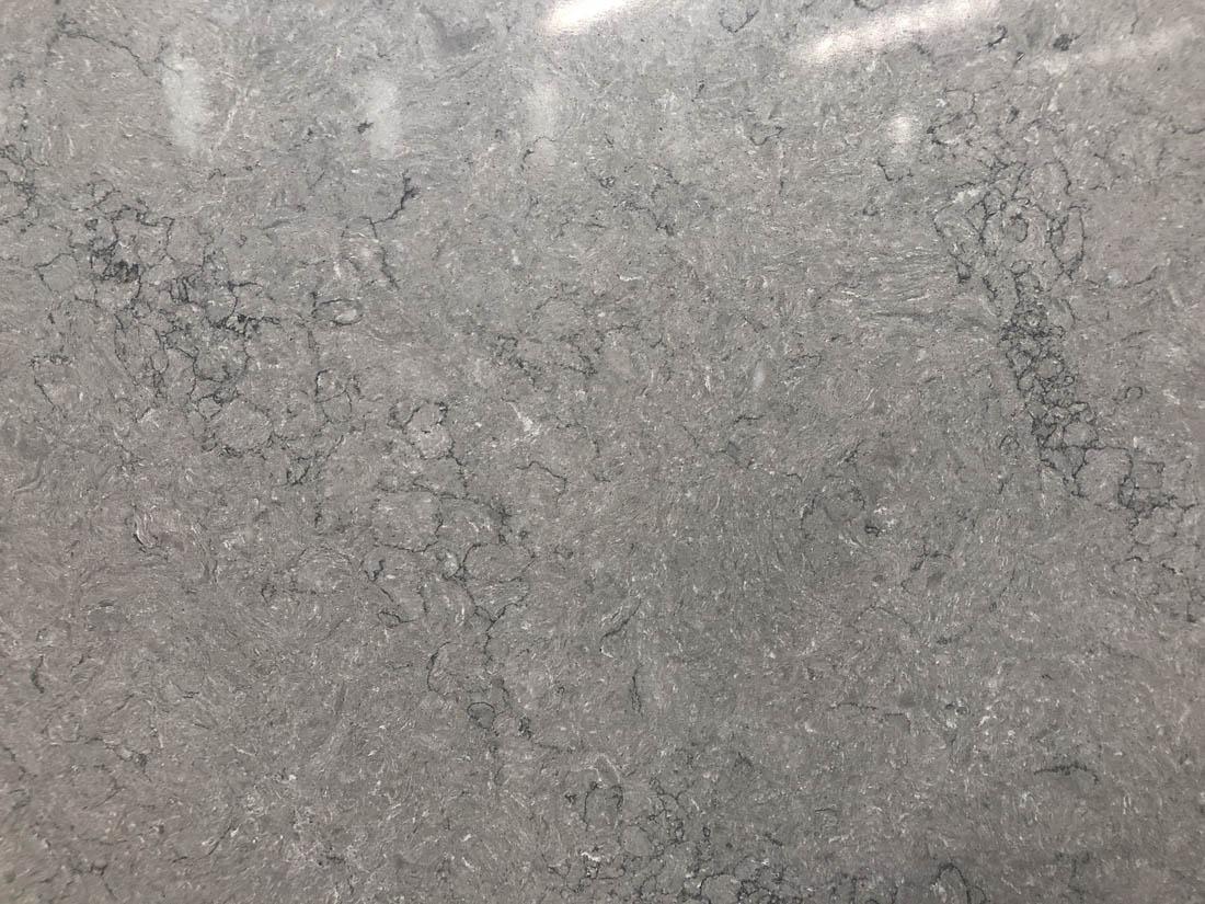 grey quartz counterto pquartz worktop 9312-