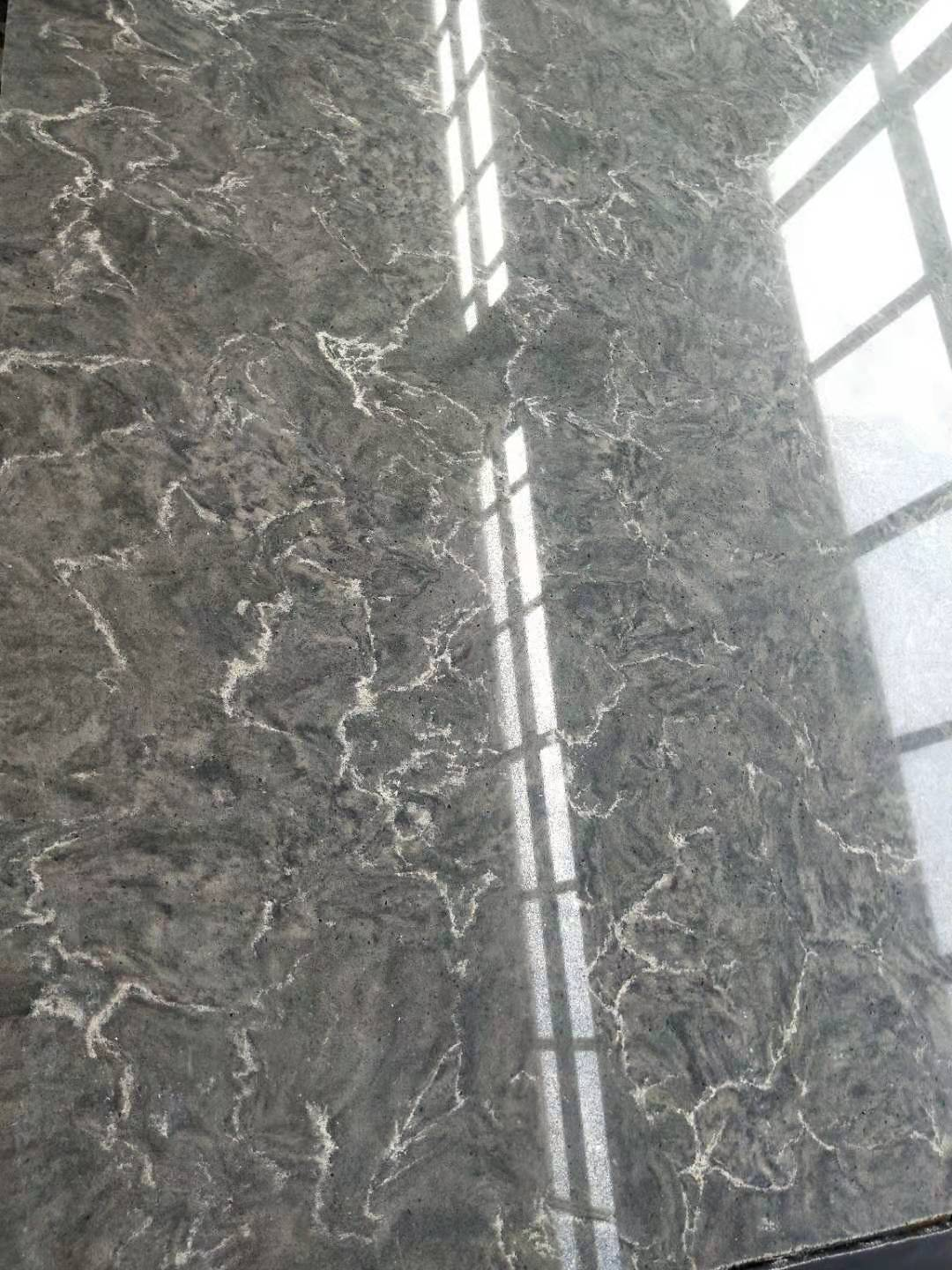 grey quartz slab 5