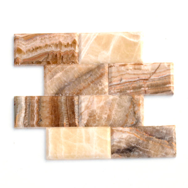 Wall Tiles Onyx Brown