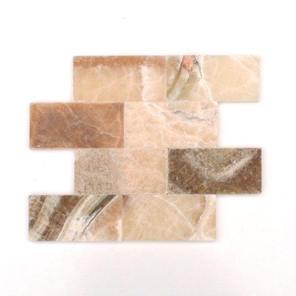 Wall Onyx Tiles Brown