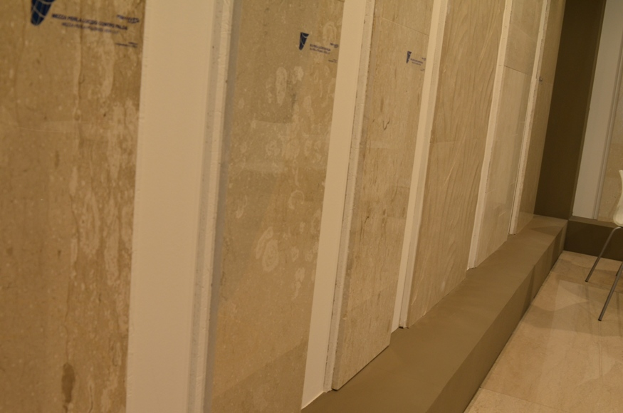 italian beige marble slabs