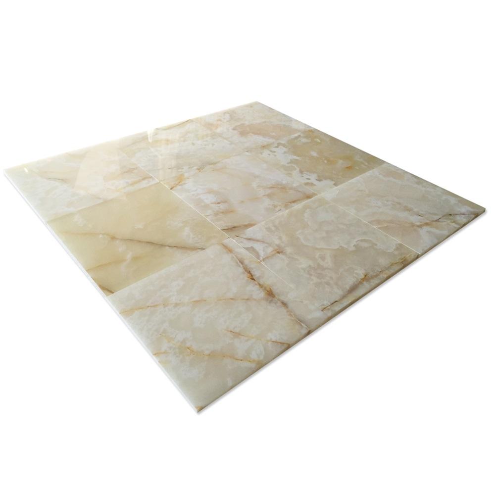 White Tile Onyx