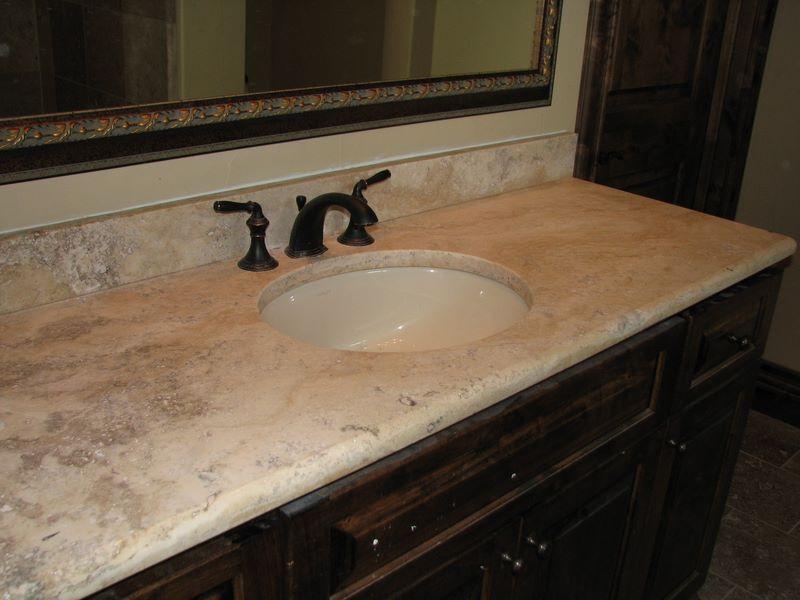 marble vanity white