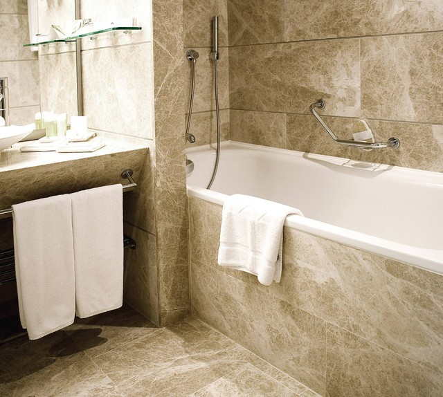 natural stone tiles bathroom