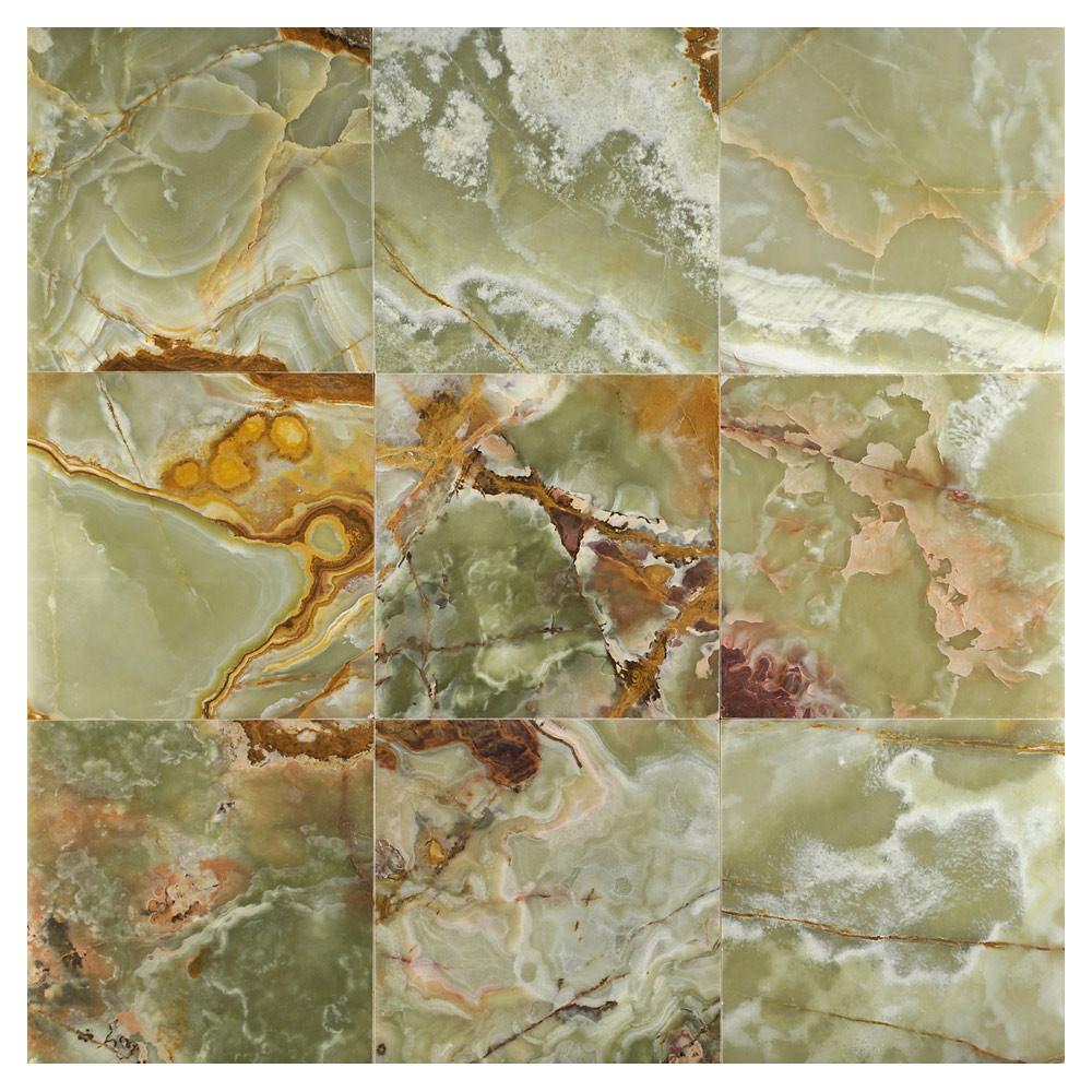 Green Tile Onyx