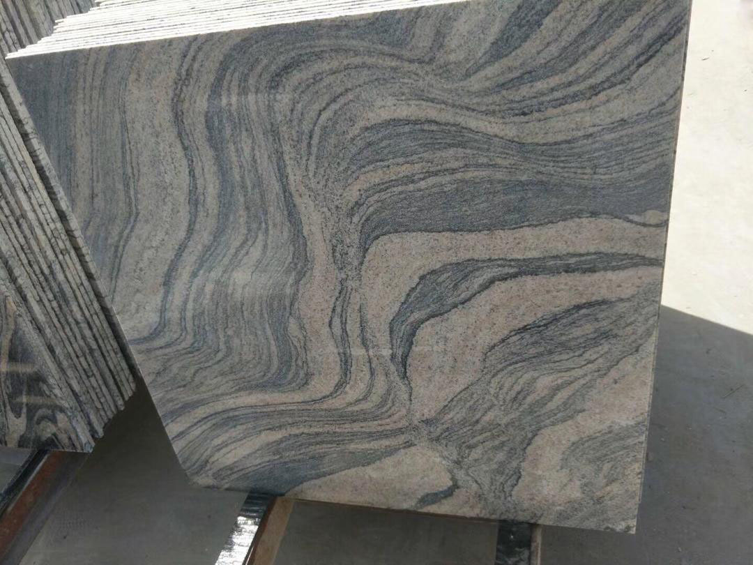 ?Hot Selling Juparana A Granite Polished Tiles