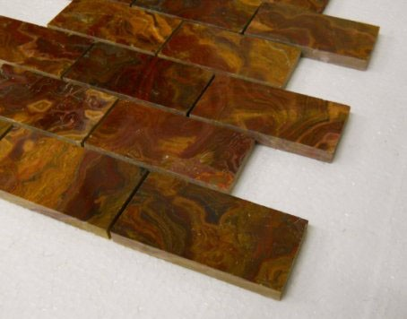 Onyx Tiles Red Walling