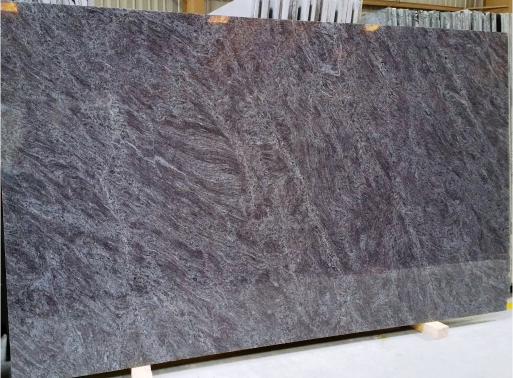 sk blue granite slab
