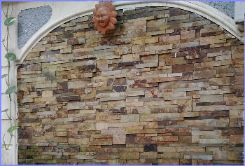 slate panel stones