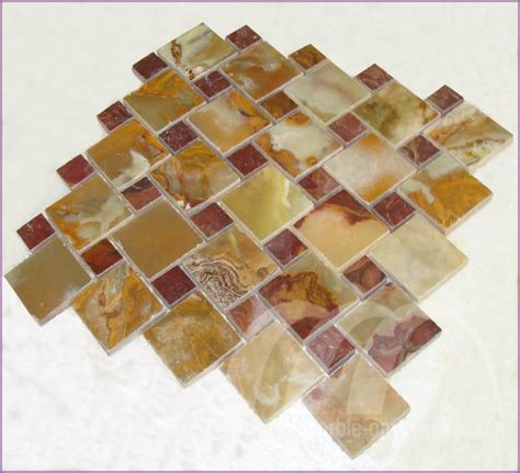 Onyx Tile Wall Multicolor