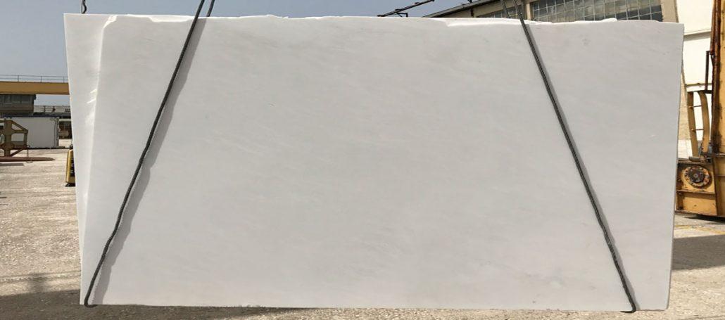 thassos crystal marble slab