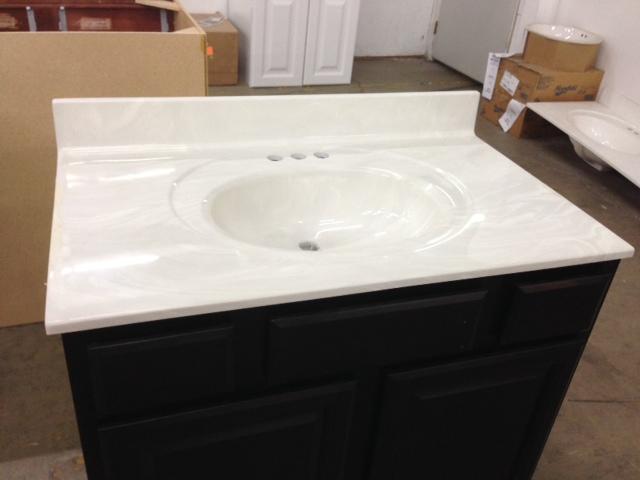 cultured marble vanity top