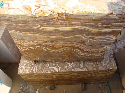 onyx blocks natural brown