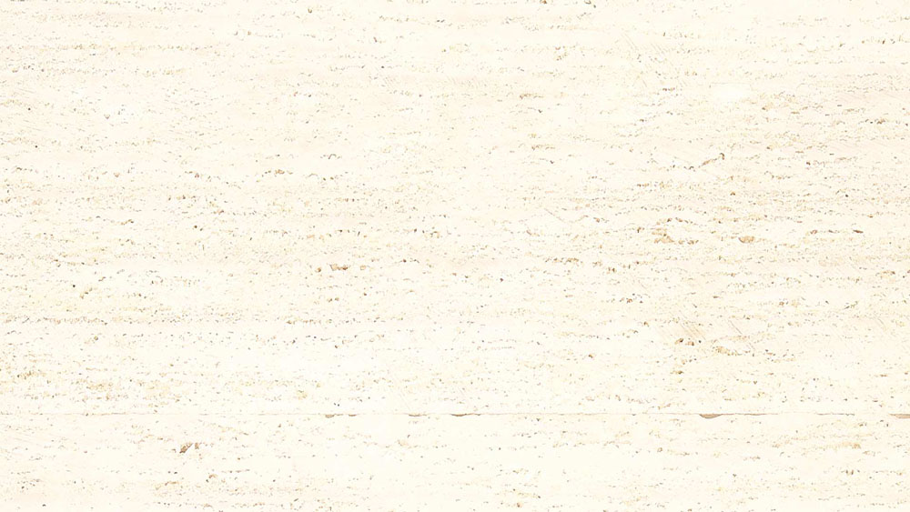 travertine white color