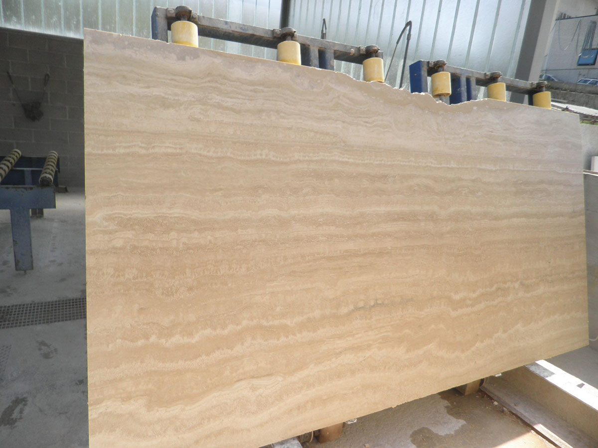 Travertino Classico Slabs