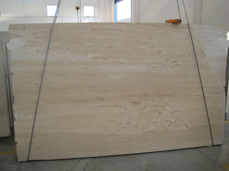 travertino bianco navona Extra Slabs