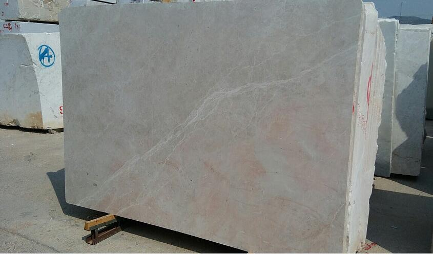 vanilla marble slabs from Greece marble factory