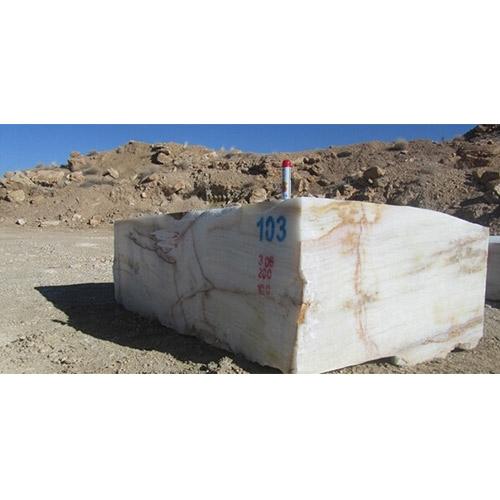 white natural stone onyx