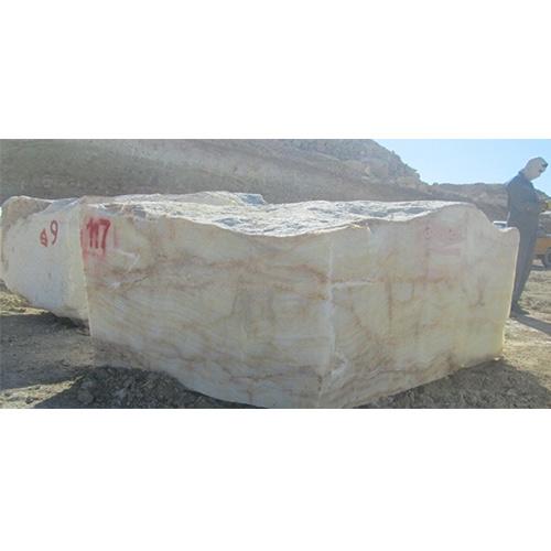 Onyx Natural White Stone Blocks