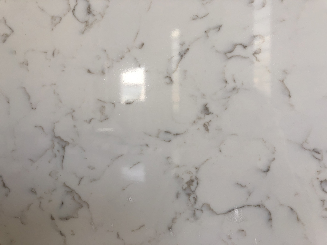 white quartz countertop 5103-