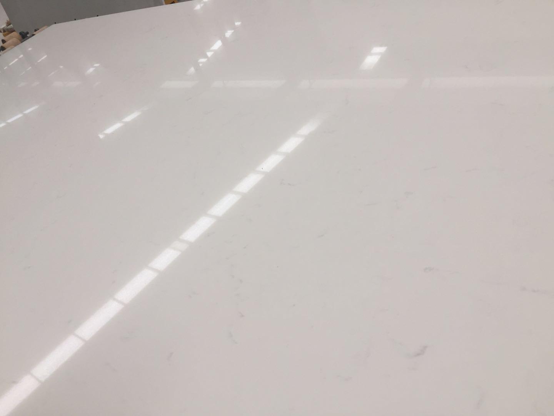 white quartz slab 1