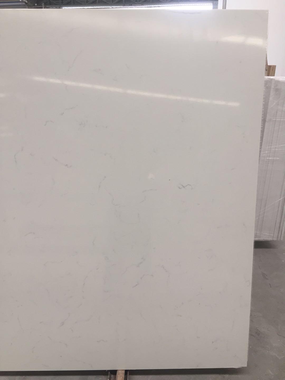 white quartz slab 3