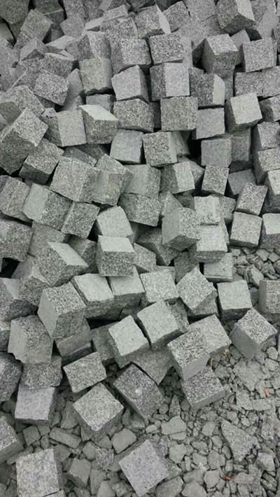G341 Granite paver