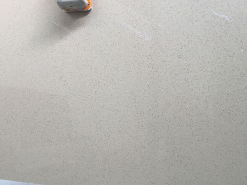 Artificial quartz stone slab for countertop