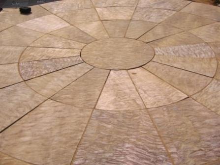 Panther Sandstone circle