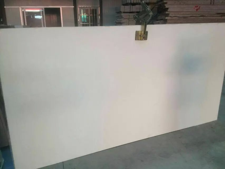 Quartz stone Pure white slabs