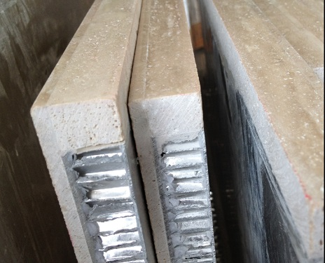 Stone Honeycomb Panels for Curtain Wall