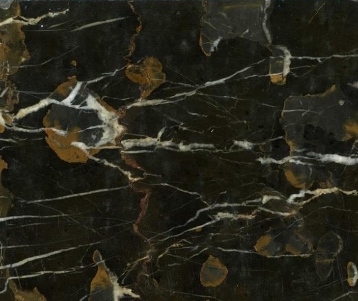 Afghanistans black with gold marble for floor