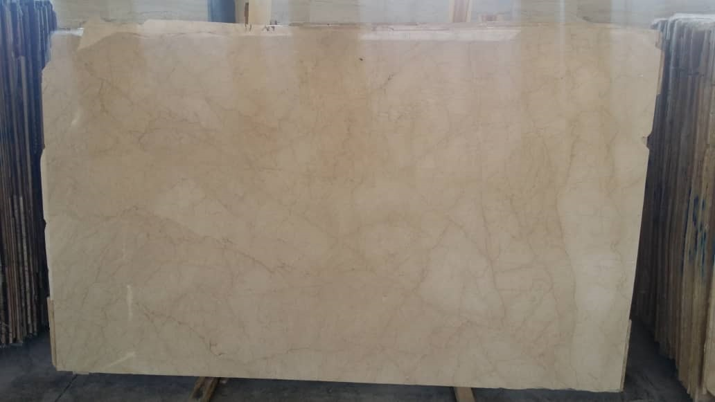 Crema Leggera Marble Polished Slabs