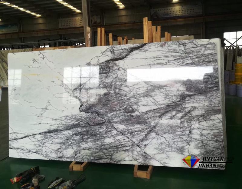 Lylac Marble Slabs