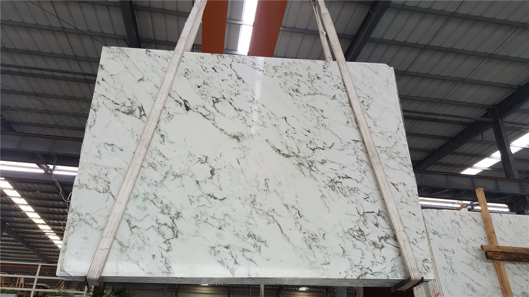 Aurora Green Marble Slab Wall Tiles Floor Coverings Countertops