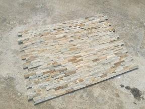 Beige Thin Natural Slate Stone