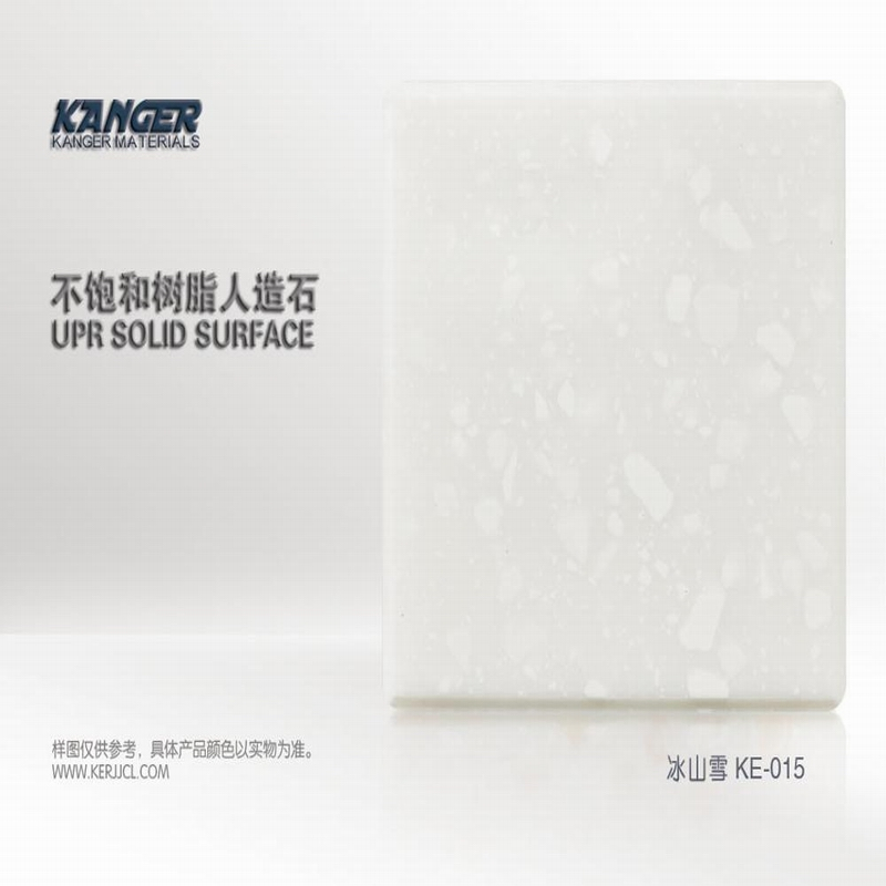 unsturated polyester resin solid surface