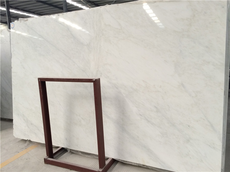 Statuario Marble  China Snow White Marble Slab  Arabescato Carrara Marble Slab