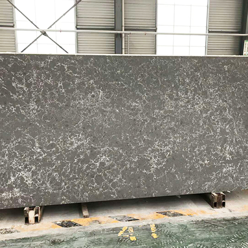 marble look type artificial quartz slabs China
