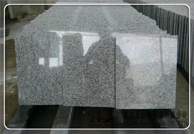 Chinese New G603 Granite Tiles