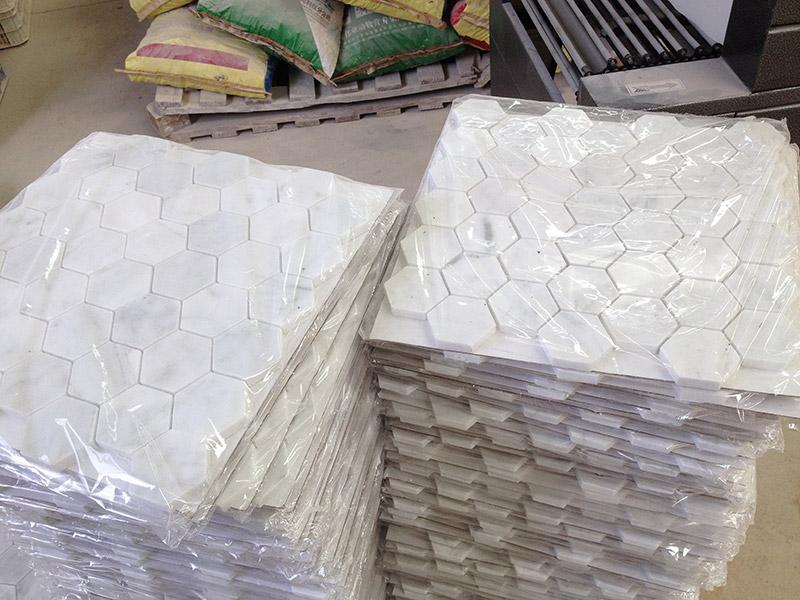 stone mosaic marble mosaic tile