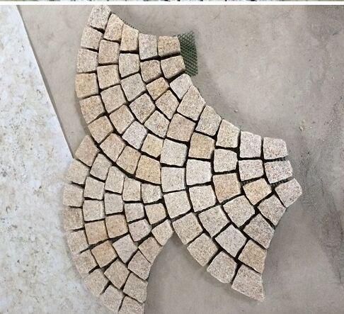 Granite Paving Stone  Cobblestone  Cube Stone