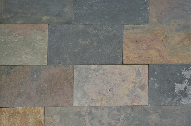 KUND MULTICOLOR SLATE TILES