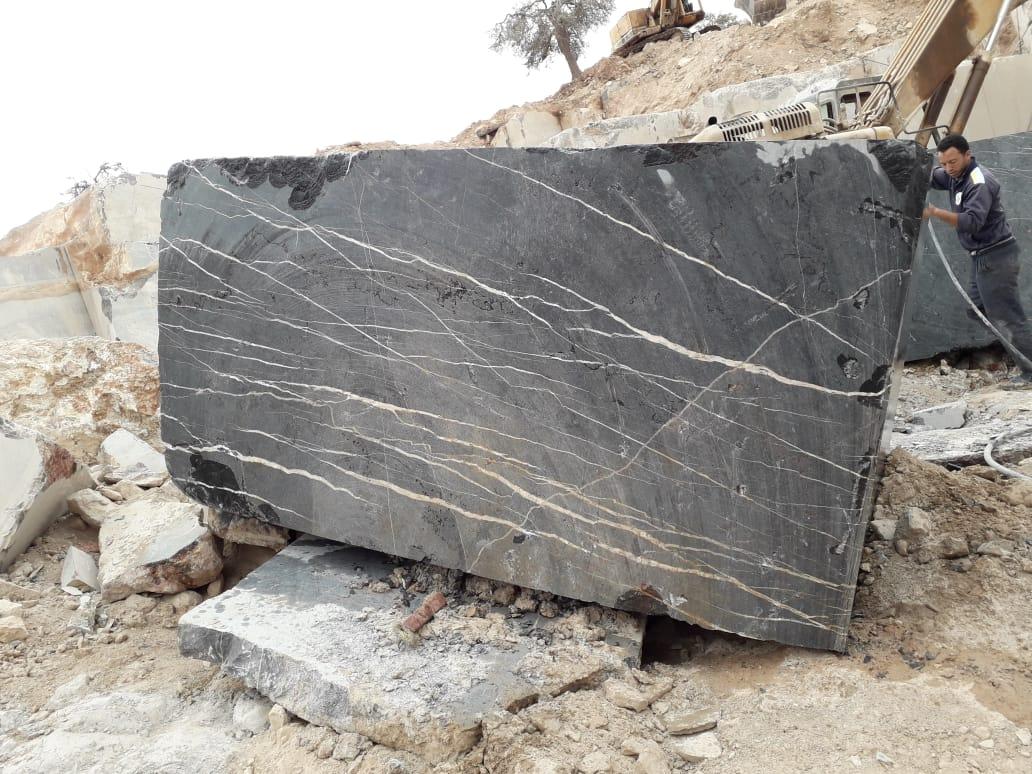 Black Marquina Marble Blocks