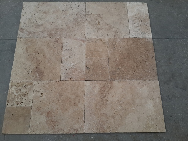Travertine Tile Tumbled